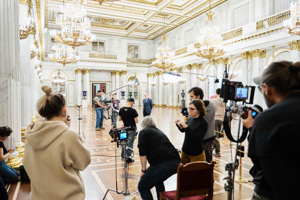 俄罗斯博物馆拍摄