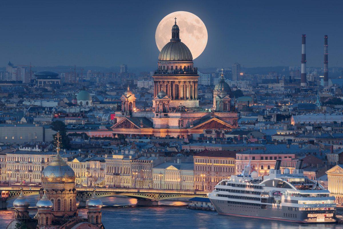 圣彼得堡电子签证;拍摄项目